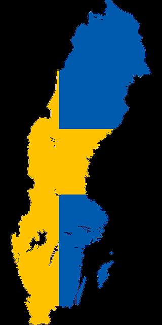 Szwecja kraj