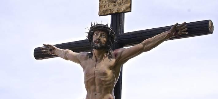Ukrzyżowanie Jezusa filmy katolickie