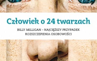 człowiek o 24 twarzach recenzja książki