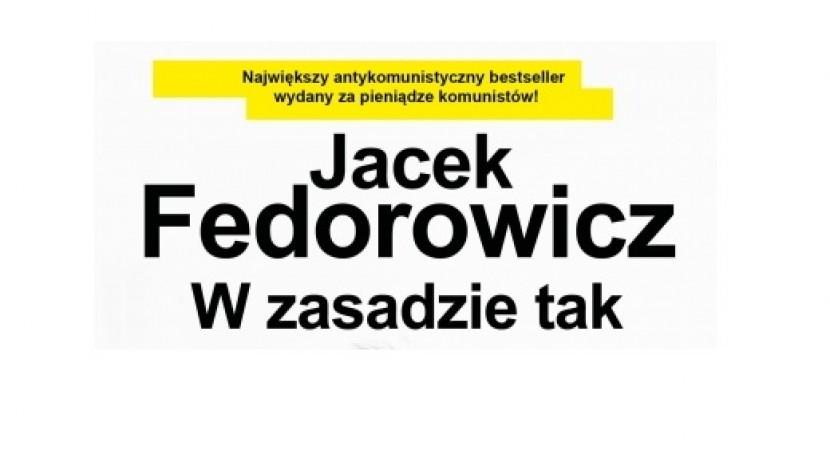 nowa ksiażka fedorowicza recenzja